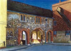 kingsgate arch