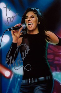 melanie c signed